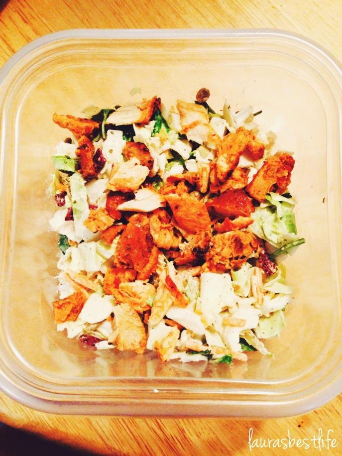 WIAW 2 Lunch